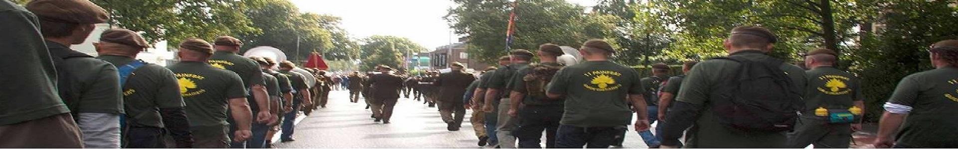 Garde Grenadiers Arnhem-Banner