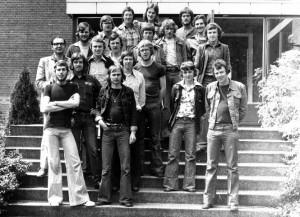 1976 - groepsfoto A-Cie (Small)