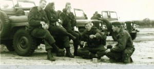 67-1 Hans Peter Kalis Aad Luken,Jan Wullings,George Ten Cate, Wasserval en v Overklift.