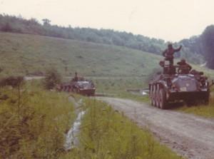 Grenadiers 69A Duitsland de Gooyer op de tank (Small)