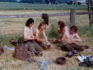 Grenadiers 71A Duitsland Wassen (Small)