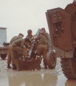 Grenadiers 76A Duitsland Schoonmaken (Small)