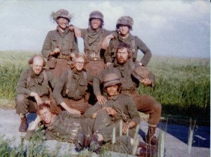 Grenadiers 78A Duitsland Daar komen de schutters (Small)