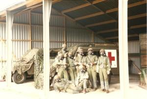 Grenadiers Gasoefening 1988