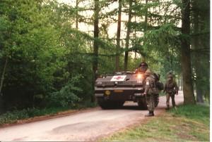 Grenadiers YPR 765 GWT 1988
