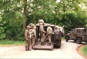 Grenadiers YPR GWT en Laro 1988