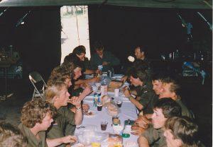Mei 1989 zondags ontbijt