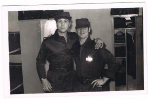 1968 Ik met Sampie een Amsterdammer
