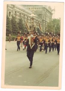 1968 Prinsjesdag met Militaire kapel