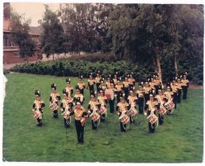1968 Tamboerskorps Garde Grenadiers